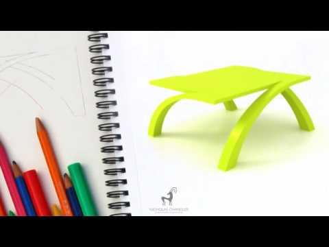 Vega Table- Colours