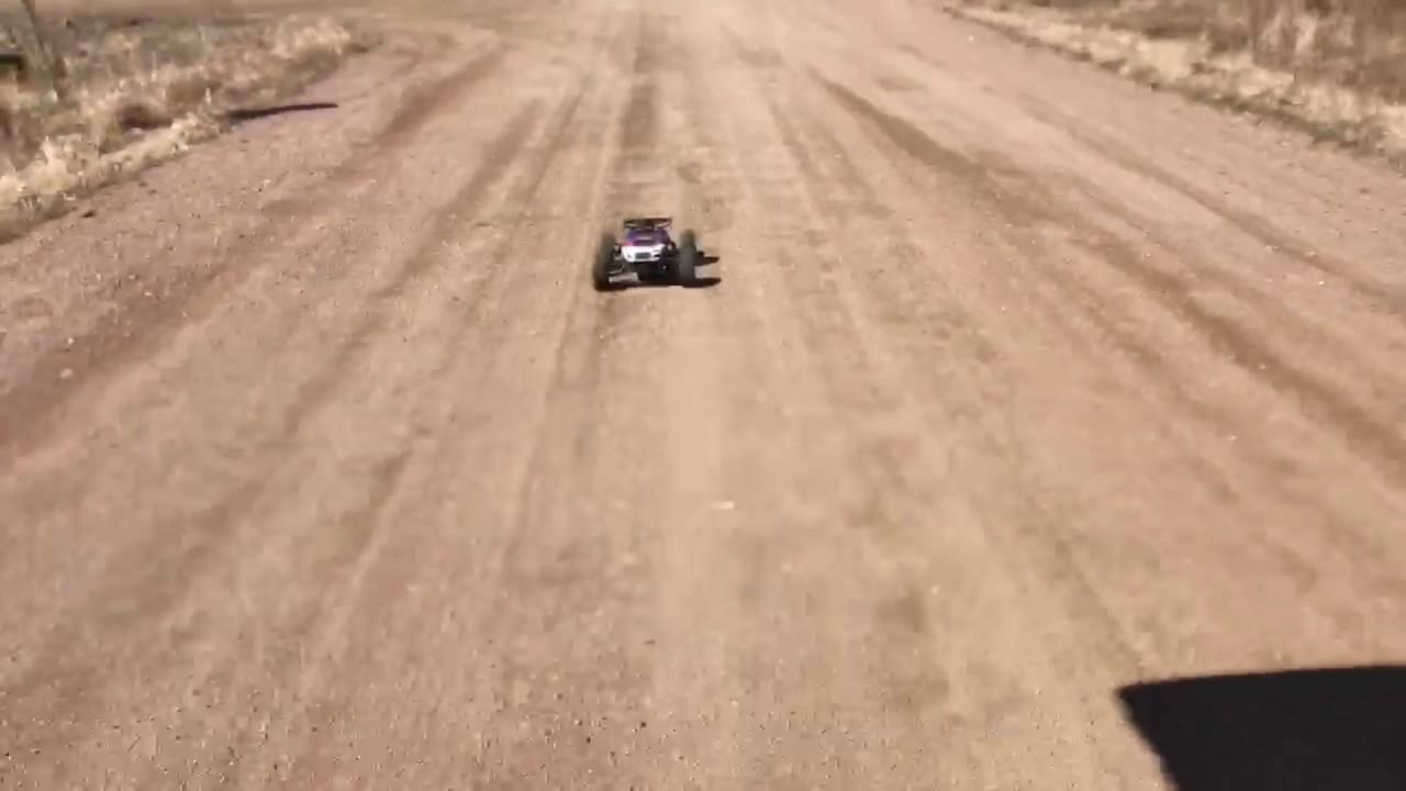 Arrma Talion Car Chase