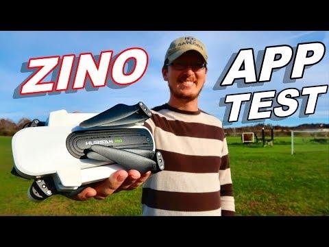 Hubsan Zino App Test & Size Comparison Amazing GPS Drone - TheRcSaylors - UCYWhRC3xtD_acDIZdr53huA