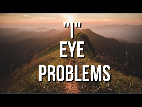 The Problem With I/Eye
