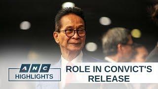 Duterte's Spokesman denies hand in impending release of convicted rapist-murderer Sanchez