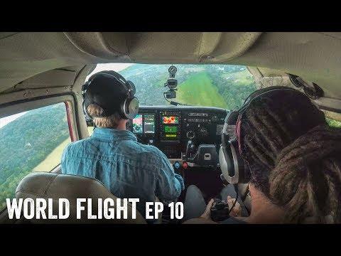 WE HAD TO DIVERT - World Flight Episode 10 - default