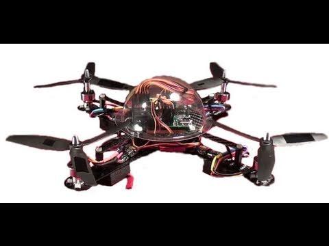 Building A Quad Rotor In 2 Minutes + First Flight - UCXIEKfybqNoxxSpHYT_RVxQ
