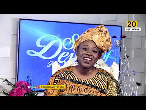 Dr Becky Paul-Enenche - SEEDS OF DESTINY FRIDAY 20TH SEPTEMBER, 2019