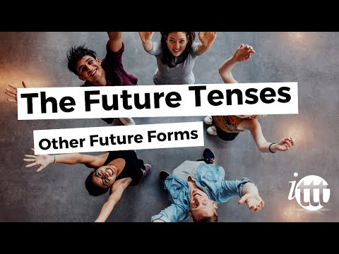 English Grammar - Other Future Forms - TEFL
