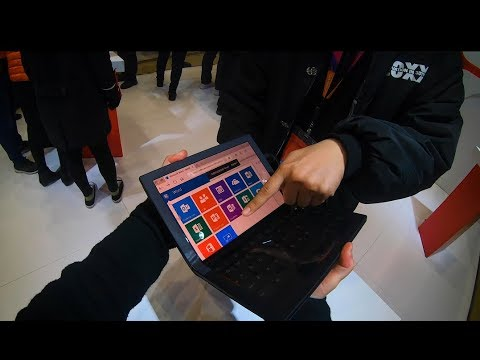 Highlights from Lenovo Tech World 2019 - UCpvg0uZH-oxmCagOWJo9p9g