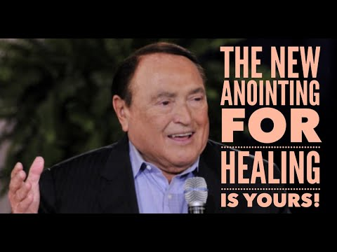 The New Anointing For Healing Is Yours!