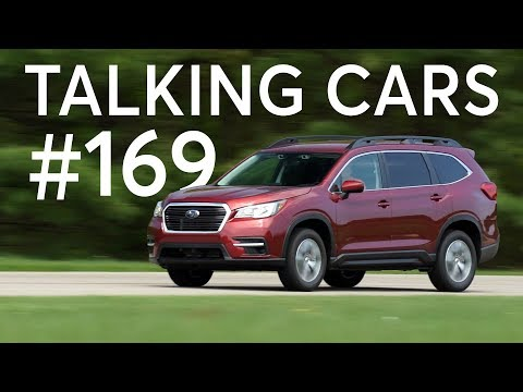 Subaru Ascent Test Results; Audi E-Tron & Lucid Air | Talking Cars with Consumer Reports #169 - UCOClvgLYa7g75eIaTdwj_vg