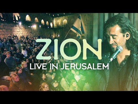 AARON SHUST ~ ZION LIVE IN JERUSALEM