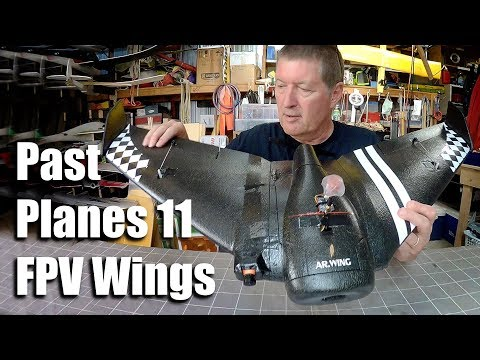 Past Planes 11 - FPV Wings - UC2QTy9BHei7SbeBRq59V66Q