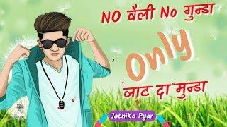 Watch Jaat Attitude Status Hindi Status Jaat Status Desi
