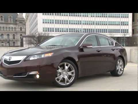 2012 Acura Tl Drive Time Review With Steve Hammes