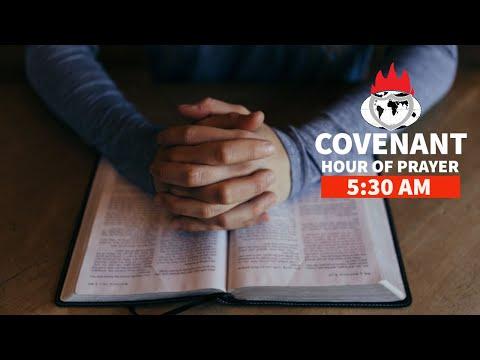 DOMI STREAM: COVENANT HOUR OF PRAYER  18 AUGUST  2021 FAITH TABERNACLE
