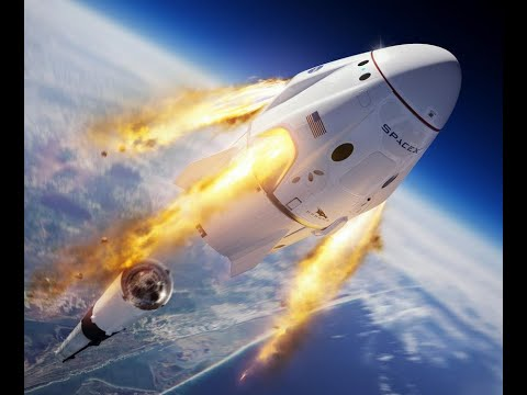 Prophecy: Dragon Is About To Rise Space X Elon Musk / Paul Begley