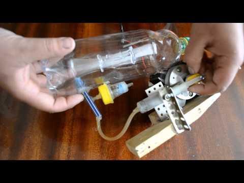 Мини-компрессор\вакууматор\насос для воды, своими руками за 2.5 часа - UC2hNUROgEiP7iykoJ0sFafA