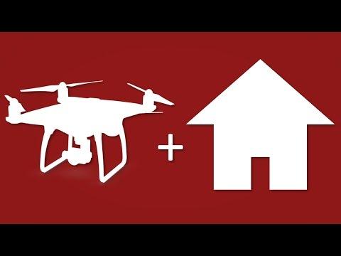 How to fly a drone indoors   DJI Phantom, Mavic Pro, Spark