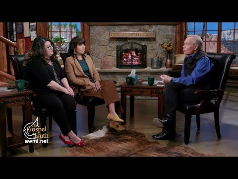 Pro Life Interviews - Week 1, Day 5 - The Gospel Truth