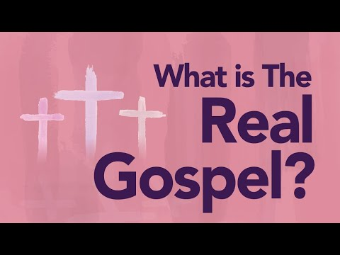 Today's Gospel vs. the Truth  Journeying Through the Book of Romans Season 1