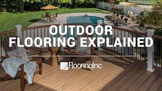 Outdoor Flooring Category Video