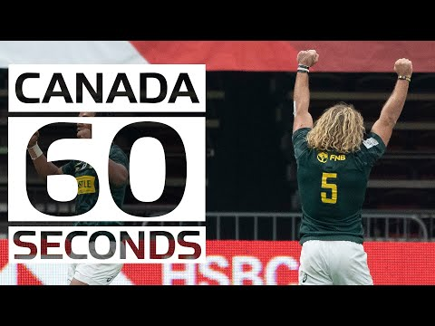 Vancouver Sevens | The Story in 60 seconds