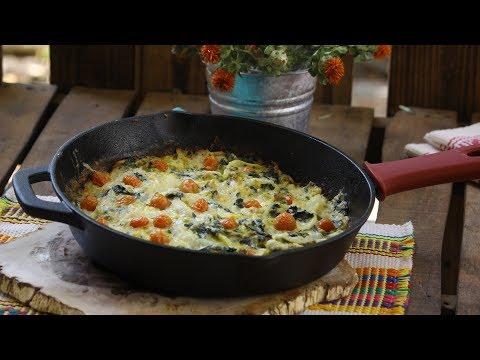 Frittata de Verduras - Cocina  con Conexión -Sonia Ortiz y Juan Farré - UCvg_5WAbGznrT5qMZjaXFGA