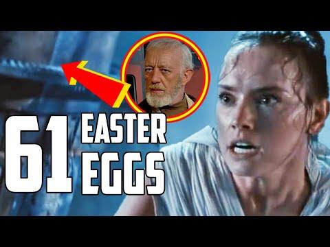 Star Wars: The Rise of Skywalker - Final Trailer Easter Eggs - UCgMJGv4cQl8-q71AyFeFmtg