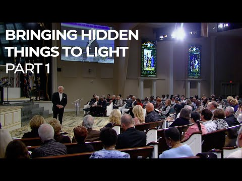 Bringing Hidden Things to Light, Part 1  Jesse Duplantis
