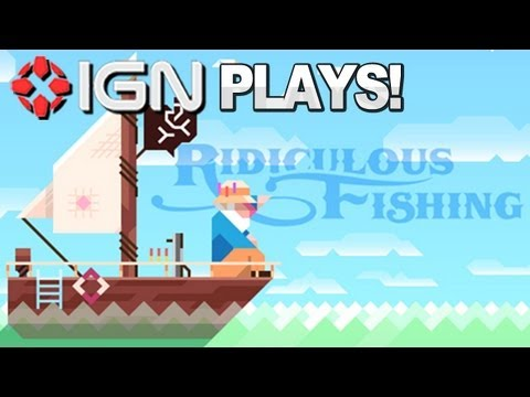 Justin & Daemon Play Ridiculous Fishing - FISHING WITH GUNS! - UCKy1dAqELo0zrOtPkf0eTMw
