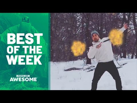 Best of The Week | 2019 Ep. 8 | People Are Awesome - UCIJ0lLcABPdYGp7pRMGccAQ