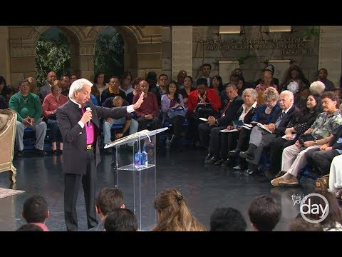 How to Walk in the Spirit P1 - A special sermon from Benny Hinn