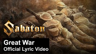 Great War (Official Lyric Video)