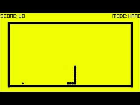 Original Nokia Snake - Android & iOS gameplay - UCd5KbvrCyCGcMF97wsLryTQ