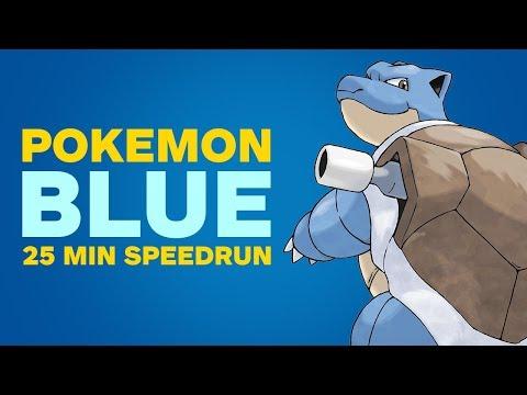 Pokemon Blue Finished in 25 Minutes - UCKy1dAqELo0zrOtPkf0eTMw