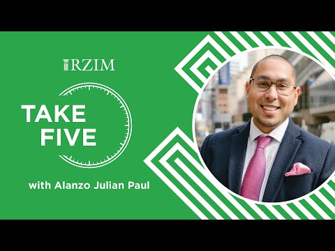 Finding Peace in the Beauty of the Cross  Alanzo Julian Paul  Take Five  RZIM