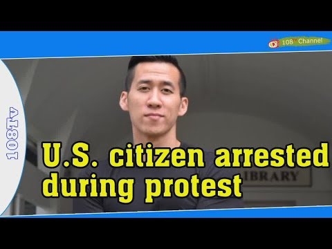 U.S. citizen arrested during protest in Vietnam scheduled to stand trial