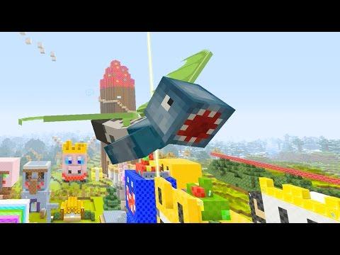 Minecraft Xbox - Quest Explore The End City (198) - UCj5i58mCkAREDqFWlhaQbOw