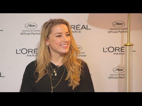 Cannes 2018: Amber Heard on using star power for social activism. - UCQfwfsi5VrQ8yKZ-UWmAEFg