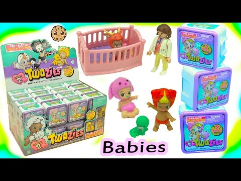 Full Box Of 30 Twozies Season 2 Baby Surprise Blind Bag Boxes Babies Born At Hospital - UCelMeixAOTs2OQAAi9wU8-g