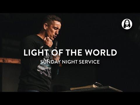 Light of The World  Nathan Morris  Sunday Night Service
