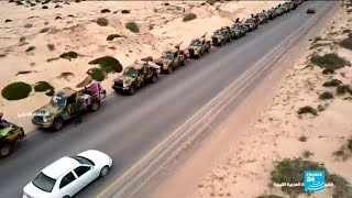 Libya: Tripoli's gvt on high alert after forces loyal to warlord Haftar advance towards capital city