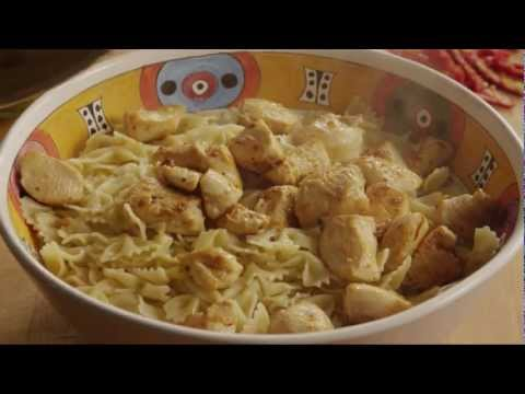 How to Make Pesto Pasta with Chicken | Pasta Recipe | Allrecipes.com - UC4tAgeVdaNB5vD_mBoxg50w