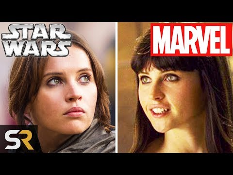 10 Star Wars Actors You Didn't Realize Were In Marvel Movies - UC2iUwfYi_1FCGGqhOUNx-iA