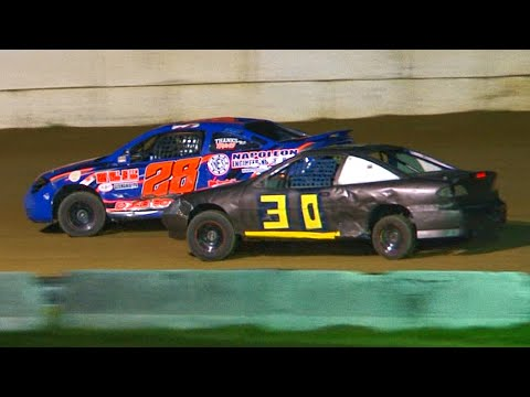 Bandit Feature | Freedom Motorsports Park | 9-10-21 - dirt track racing video image