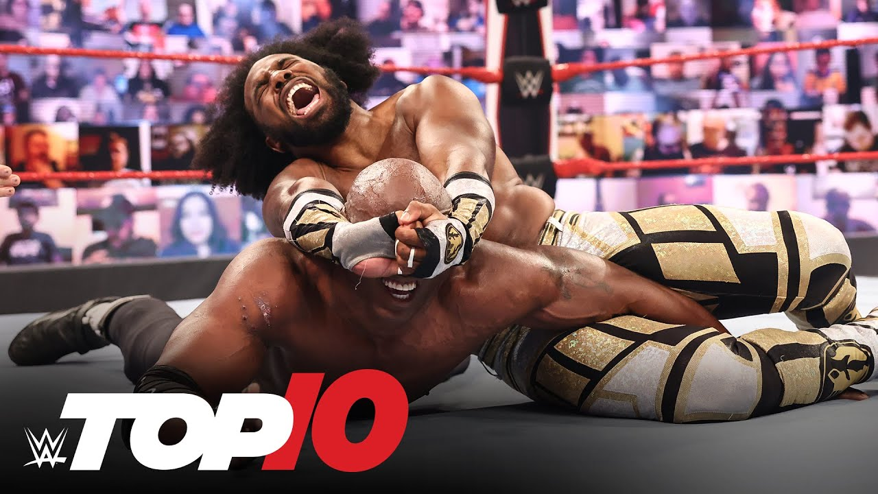 Top 10 Raw moments: WWE Top 10, July 12, 2021