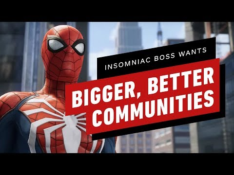 Insomniac Boss Believes Player Community Expansion Is Most Exciting Trend - IGN Unfiltered - UCKy1dAqELo0zrOtPkf0eTMw
