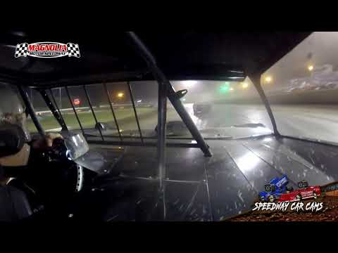 #242 Steve Kirk - 602 Sportsman - Magnolia Motor Speedway 5-30-21 - dirt track racing video image