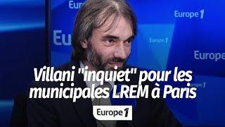 Municipales à Paris chez LREM : Cédric Villani