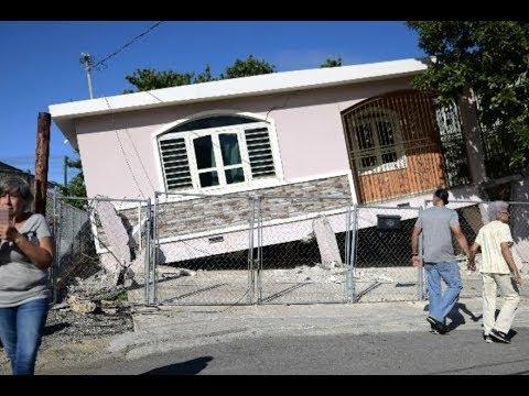 Breaking Powerful 5.8 Quake Hits Puerto Rico Massive Damage
