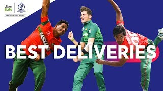 UberEats Best Deliveries of the Day | Pakistan vs Bangladesh | ICC Cricket World Cup 2019