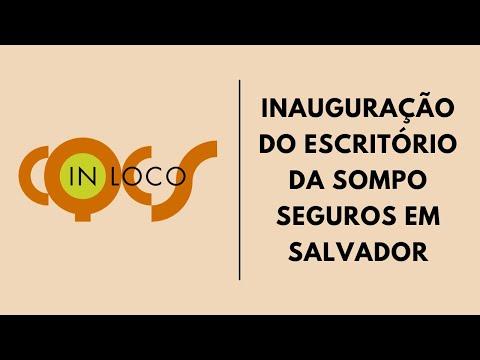Imagem post: Inauguração do escritório da Sompo Seguros em Salvador